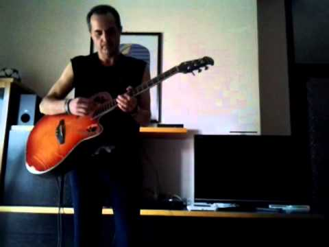 OVATION CELEBRITY DELUXE CC44S AUTUMN BURST - YouTube