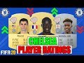 FIFA 20 | CHELSEA PLAYERS RATINGS