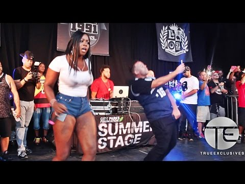 Fat Joe & Remy Ma Shut Down Free Hometown Concert In The Bronx
