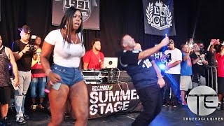 Fat Joe & Remy Ma Shut Down Free Hometown Concert In The Bronx