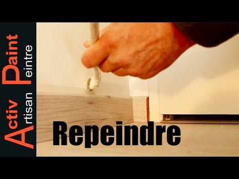 N 10 repeindre un mur sali peindre partiellement un mur Repeindre un mur