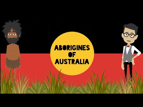Aborigines of Australia - Educational Social Studies & History Video for Elementary Students & Kids
