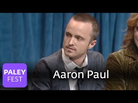 Breaking Bad - Aaron Paul Almost Got Killed Off (Paley Interview)