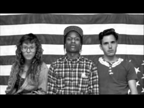 The Hood Internet -- Pesobedear (A$AP Rocky x Purity Ring)