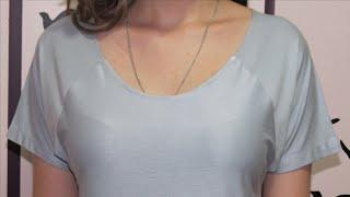 Como fazer blusa com manga Raglan – Modelagem e costura