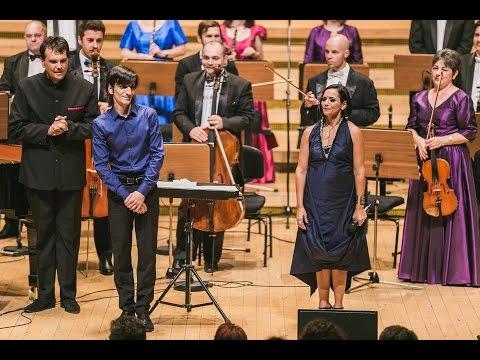 "Analia Selis, Mariano Castro & Orchestra de Camera Radio. ""Tango Simfonic"""