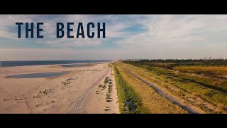 THE BEACH with a drone