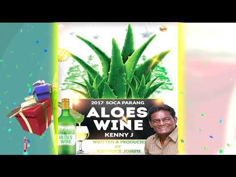 Kenny j - Aloes Wine [ 2k17 Soca Parang ]
