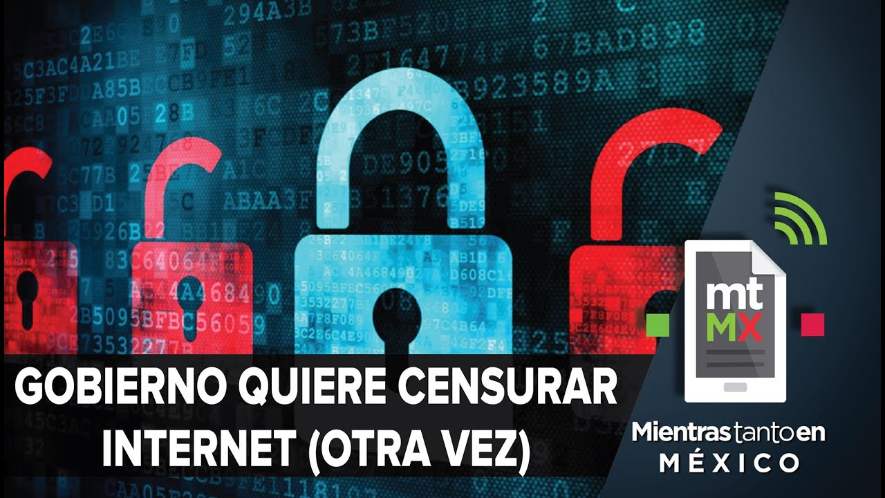 Senado aprueba reforma que censura internet #NiCensuraNiCandados
