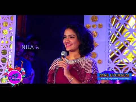 MAR FESTA 2018 OFFICIAL HD VIDEO / QUEEN TEAMS / SANIA IYAPPAN / MAR EPHRAEM COLLEGE OF ENGG & TECH