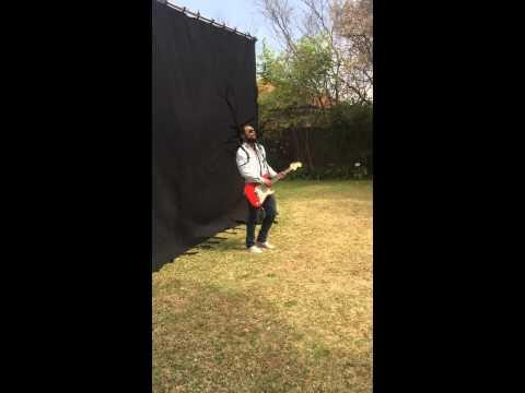 Behind the scenes - Nathi 1