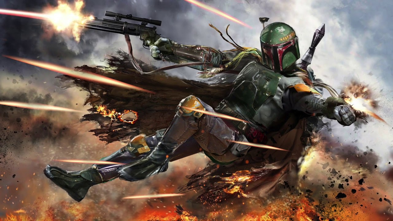 How Boba Fett Escaped the Sarlacc Pit - Star Wars Explained - YouTube