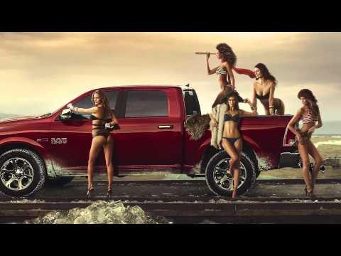 RAM Trucks – Sports Illustrated 'Swimsuit Edition' 2015