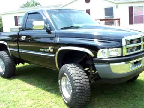 1995 Dodge Ram 4x4 5 9 Engine Youtube