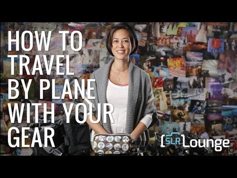 How To Travel By Plane With Your Photography Gear