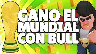 GANAMOS NUESTRO MUNDIAL DE FUTBOL DE BRAWL STARS