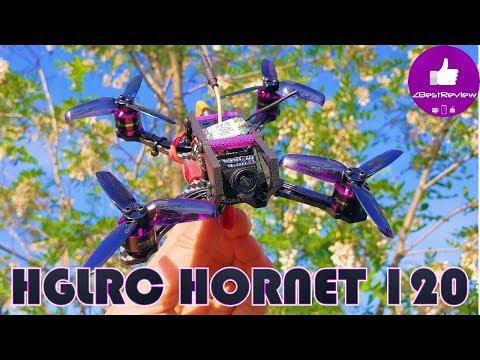 Фото ✔ HGLRC Hornet 120mm - Реально Мощный FPV Микро Квадрокоптер!