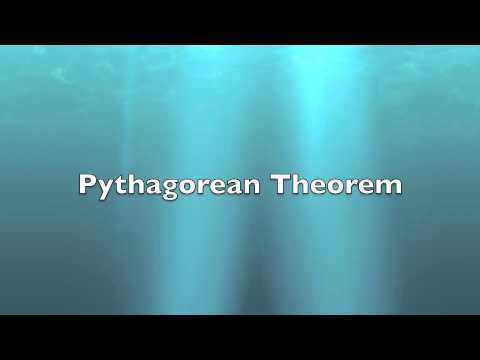Pythagorean Theorem Song (Baby- Justin Bieber)