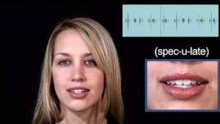 English Pronunciation - SPECULATE - #227