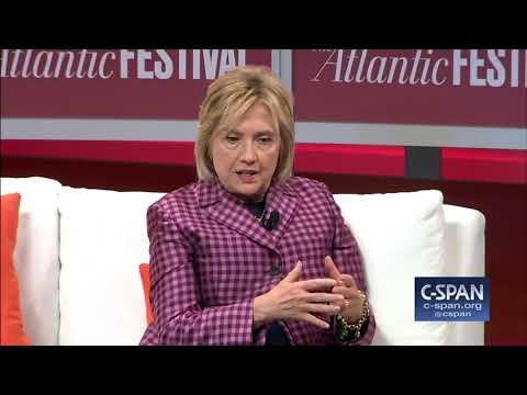 Hillary Clinton on Judge Brett Kavanaugh & Professor Christine Blasey Ford (C-SPAN)