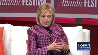 Hillary Clinton on Judge Brett Kavanaugh & Professor Christine Blasey Ford (C-SPAN)