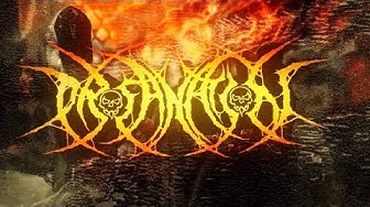 PROFANATION - UNHOLY BRUTALITY UNLEASHED [OFFICIAL LYRIC VIDEO] (2019) SW EXCLUSIVE