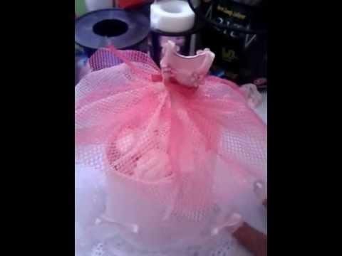 Recuerdo vestidito rosa quince a os fiesta youtube for Recuerdos para quince anos modernos
