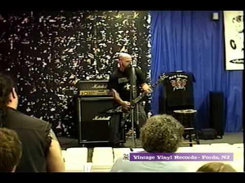 Kerry King Guitar Clinic at Vintage Vinyl - 08/17/2003