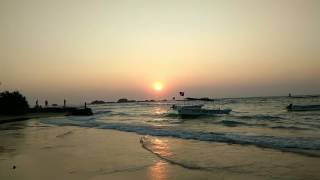 Шри-Ланка Online #31. Закат на Шри-Ланке