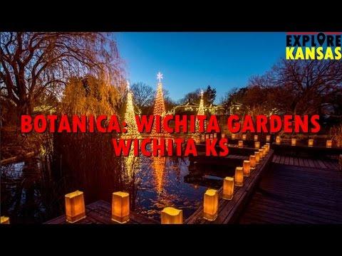 Botanica: The wichita Gardens in Wichita KS [Explore Kansas]