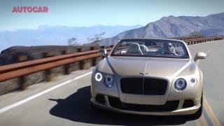 Bentley Continental GTC Speed Videos