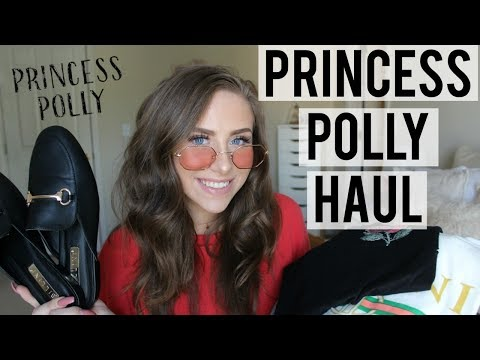 Princess Polly Try-On Haul