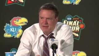 News Conference: Kansas & Villanova - Postgame