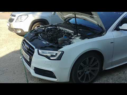 A5 35 tdi brown gas carbon cleaning