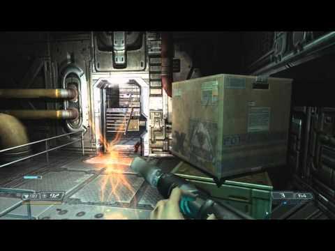 A Game to Play On Halloween: Doom 3 BFG Edition  