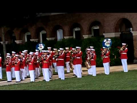 U.S. Marine Band Plays Stars and Stripes Forever-2