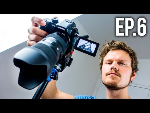 Filming Techniques and Tips Part 1 - Capturing the perfect B-Roll