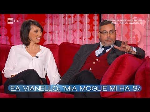 L'intervista ad Andrea Vianello - Vieni da me 12/02/2020