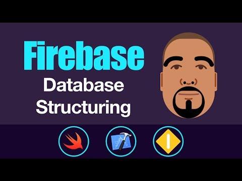 Firebase: Database Structuring | Swift 3, Xcode 8