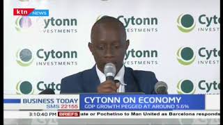 Ctyonn investments releases economic outlook as GDP growth pegged at around 5.6%