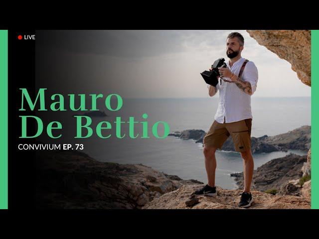 Mauro De Bettio a Convivium - Le interviste di Aspiranti Fotografi