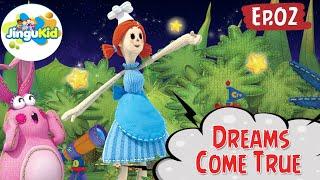 DIBO Sing Along   Dreams Come True   Learning Songs   Preschool Cartoon Songs   Learning For Kids