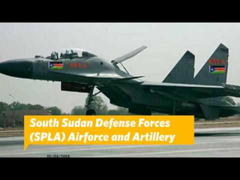 SPLA Airforce (South Sudan Defense Armed Forces)!