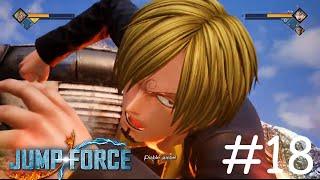 Hora de más Putazos :V | Jump Force #18