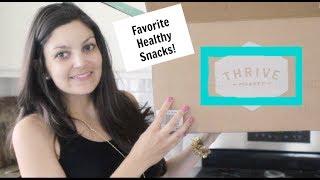 Favorite Healthy Snacks and Snack Hacks!!