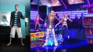 Dance Central 3 Gangnam Style Hard 100% flawless