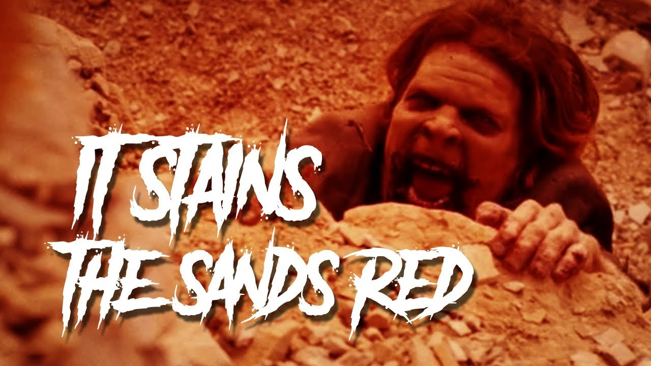 Download It Stains the Sands Red - Reseña / Review