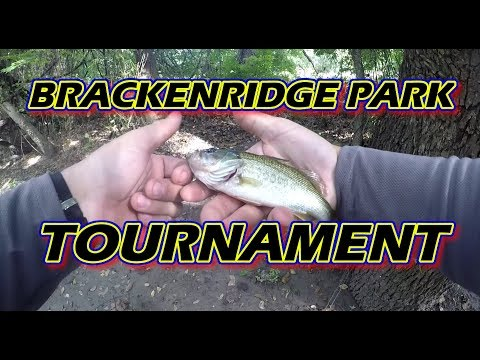 Brackenridge Park Bass Tournament   San Antonio Bank Fishing   #bassfishing #fishing