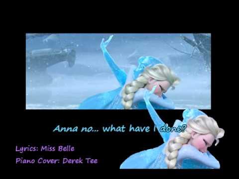 Do You Want To Build A Snowman (reprise) ~ Karaoke