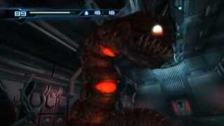Metroid Other M vore (slow)